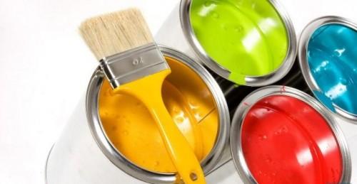 краски для покраски забора из металла