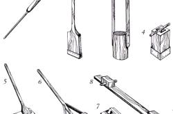 Инструменты для ручной работы с бетоном