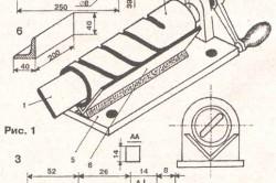 Станок для производства сетки рабица