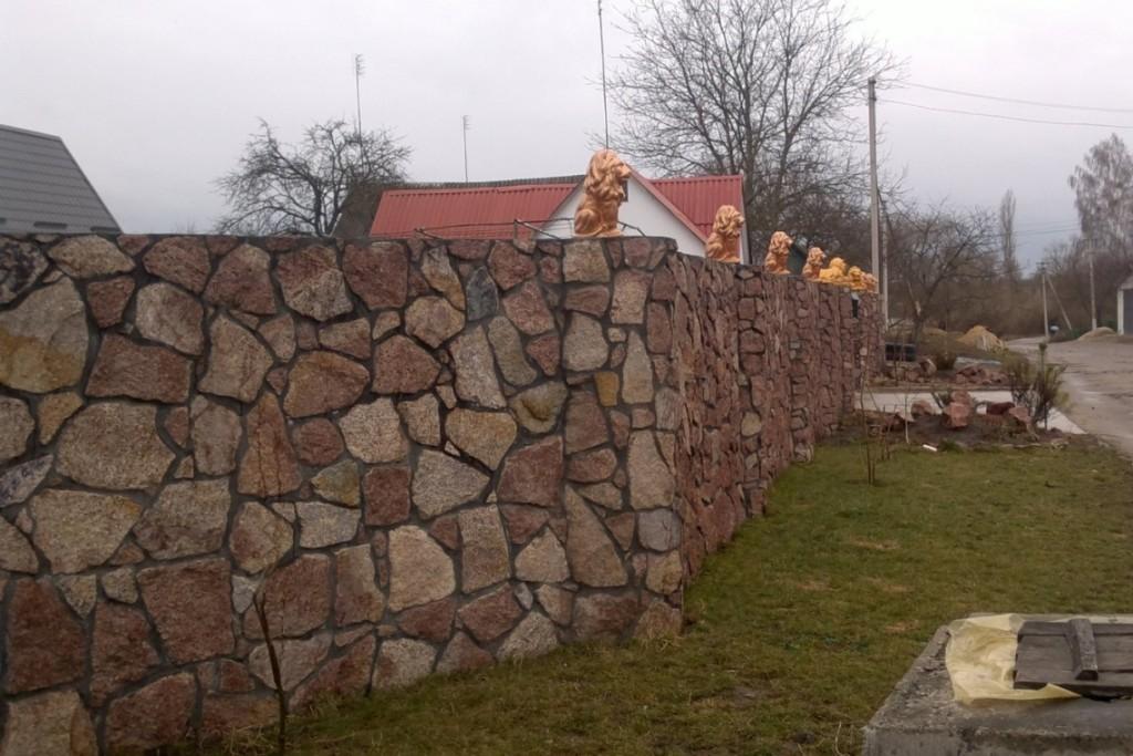 Булыжниковая стена Minecraft Wiki 94