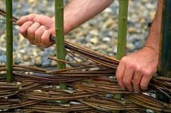 Техника выполнения плетения