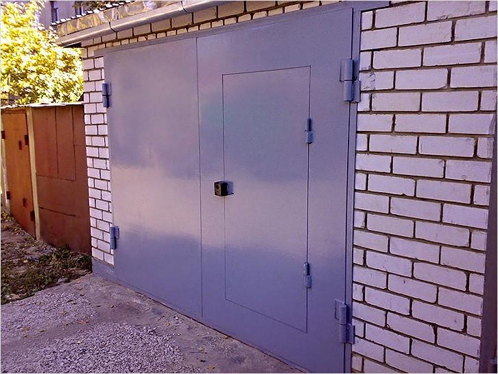 Фото ворот металлических гаражей коряжма гараж купить