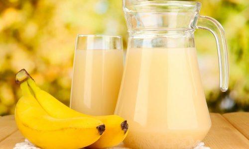 Есть различные способы употребления бананов во время ремиссии панкреатита, один из них - фруктовый коктейль