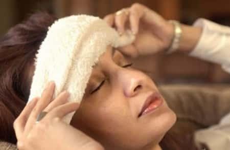 Сонливость и слабость с головной болью