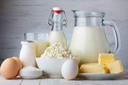 Молочные продукты - причина токсикоинфекции