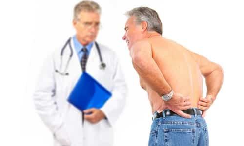 Проблема артроза кресцового отдела позвоночника