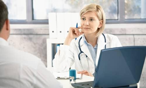 Тщательный сбор анамнеза заболевания и жизни пациента при артрите