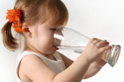 Обильное питье ребенка при поносе