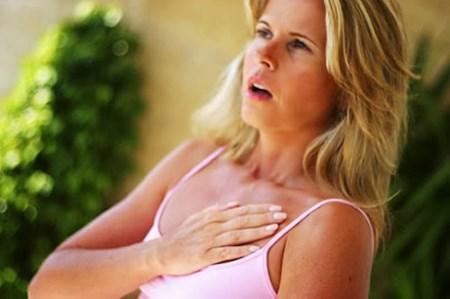 Причины болевых ощущений в груди после курения