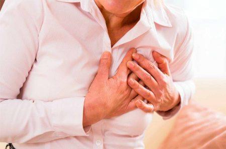 Симптом инфаркта и инсульта
