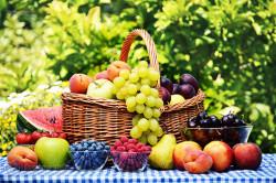 Немытые фрукты и овощи - причина отравления