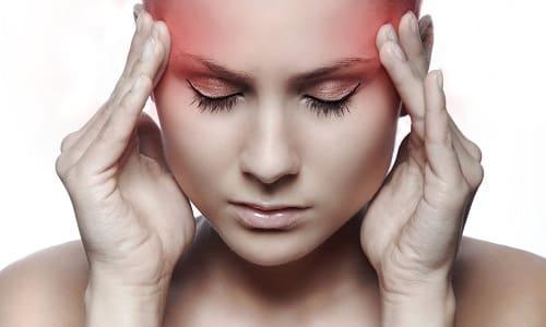 Сильная головная боль при оргазме