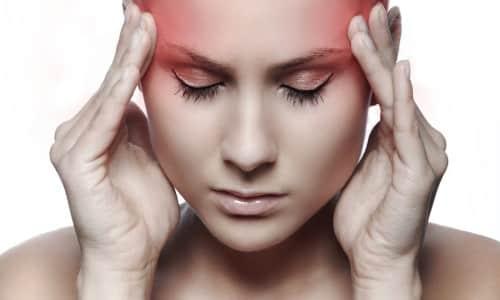 Проблема головной боли у человека