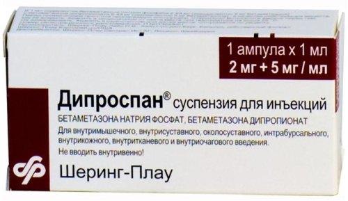 Препараты патогенетического лечения выпадения позвоночного диска