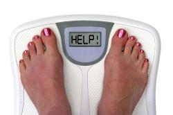 Излишний вес - причина тошноты