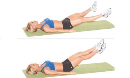 Выполнение упражнений: этапы занятий