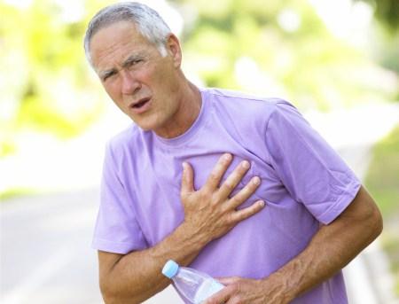 Болит грудь немеют конечности thumbnail