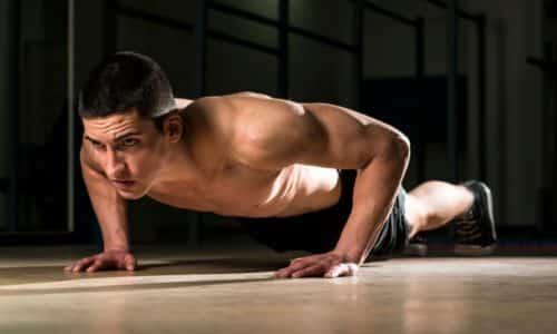 Боль в груди после отжиманий зачастую является признаком стенокардии напряжения