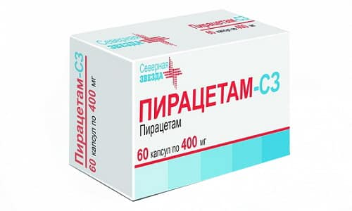 Пирацетам используют при лечении острого некротического панкреатита