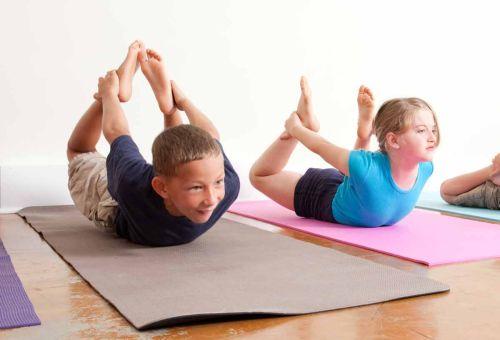 профилактика сколиоза осуществляется с помощью упражнений