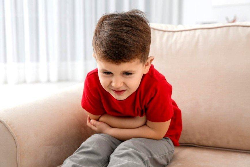 Температура, понос и рвота у ребенка