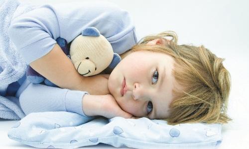 Проблема боли в животе у ребенка