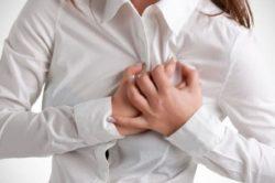 Заболевания сердца - причина болей в животе