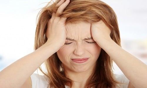 Проблема непроходящей головной боли