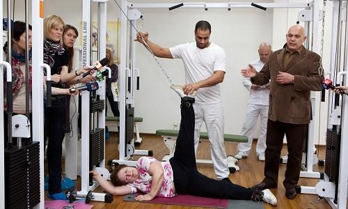 Реабилитация после травмы спины