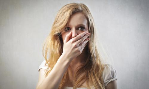 Неприятное ощущение тошноты и горечи во рту