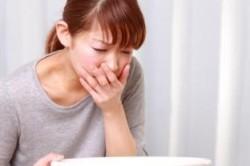 Рвота и тошнота - симптомы поверхностного дуоденита