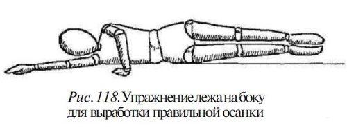 Эффективные упражнения для исправления осанки
