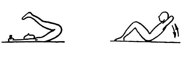 Кинезитерапия при фронтальном искривлении позвоночника