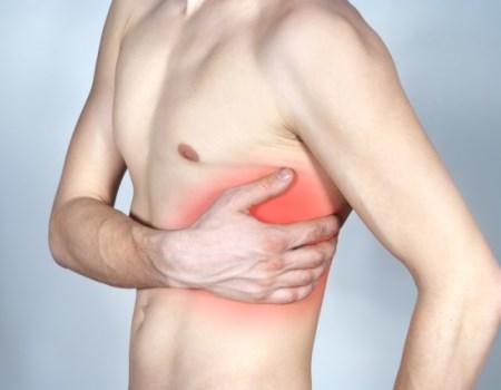 придёте болит грудная клетка после падения на спину Мне