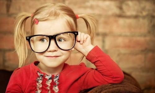 Ухудшение зрения - повод для УЗДГ