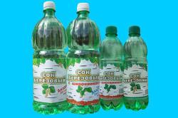 Березовый сок для профилактики болезней зубов