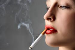 Курение - причина хронического обструктивного бронхита