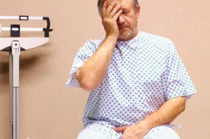 Диагноз о последней стадии рака простаты