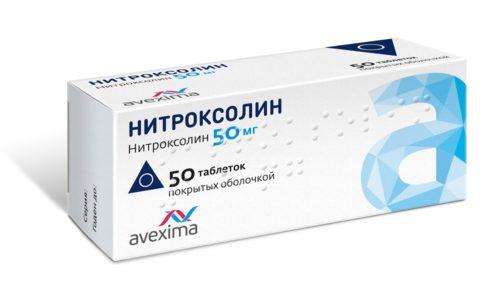 После приема внутрь Нитроксолин накапливается в моче, эффективен для лечения цистита, уретрита, пиелонефрита