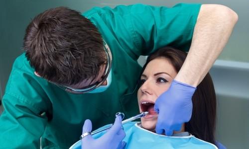 Лечение зубов под анестезией