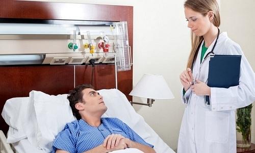 Кладут ли в больницу с циститом