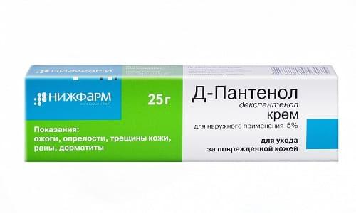 При плохо заживающих кожных трансплантатах и трофических язвах использование Д-Пантенола возможно только под контролем врача
