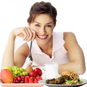 Необходимо соблюдать правильное питание