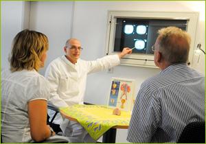 Методы диагностики рака простаты в Германии и профилактика
