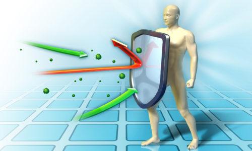 На фоне повышения иммунитета может наблюдаться самоисцеление