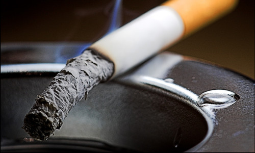 Риск развития бронхита из-за курения
