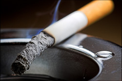 Курение - причина глоссита
