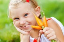 Польза моркови для устранения паротита