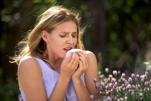 Аллергическая реакция на герань в виде насморка, кашля и першения в горле