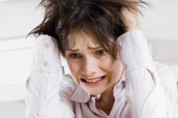 Стресс - одна из причин бронхоспазма